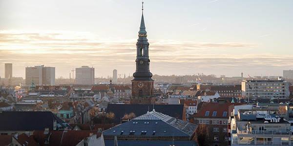 visitar Copenhague Dinamarca invierno presupuesto low cost