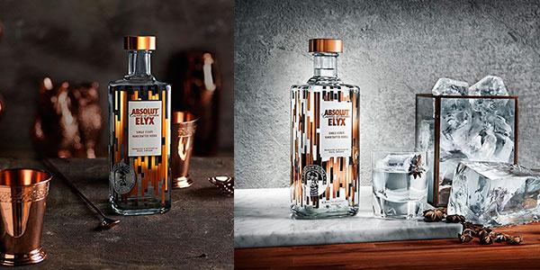 Vodka Absolut Elyx (700 ml) barato