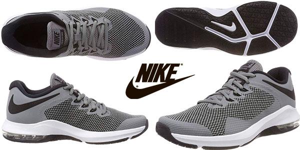 Zapatillas de entrenamiento Nike Air Max Alpha Trainer para hombre baratas
