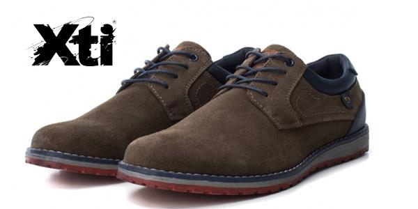 Zapatos de piel Xti Adiel para hombre chollo en eBay