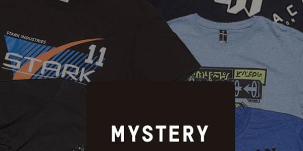 Zavvi camisetas de diseños variados de películas y videojuegos chollo