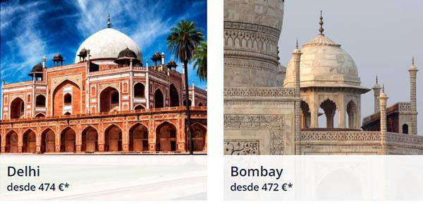 Air France promoción vuelos baratos India invierno 2018
