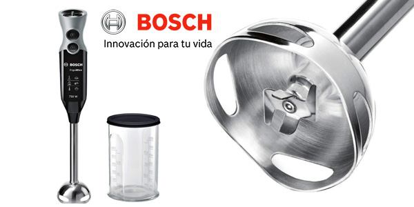 Batidora de mano Bosch ErgoMixx MSM67110 de 750W barata en Amazon