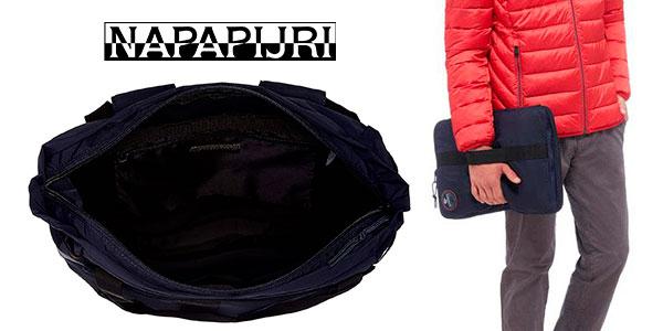Bolso bandolera Napapijri Hudson para portátil en oferta