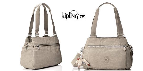 Bolso de mano Kipling Orelie para mujer barato en Amazon