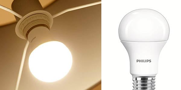 bombilla LED Philips Lighting E27 pack ahorro