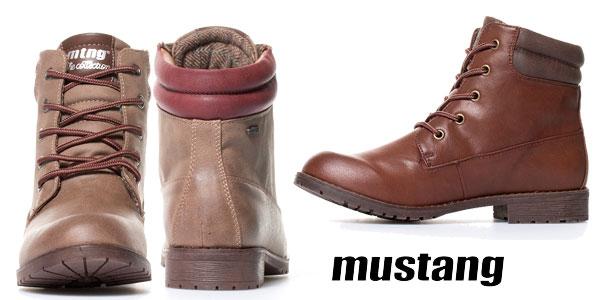 Botines Mustang Galgo para mujer baratos en eBay