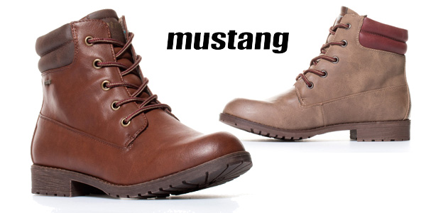 Botines Mustang Galgo para mujer chollo en eBay