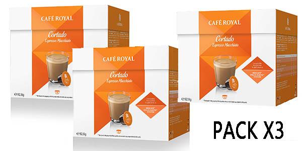 cápsulas de café Royal Cortado baratas