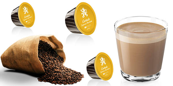 cápsulas café Royal Cortado de gran relación calidad-precio