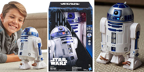 Chollo Droide inteligente R2-D2 de Star Wars