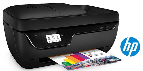Chollo Impresora multifunción HP OfficeJet 3833 con Wi-Fi