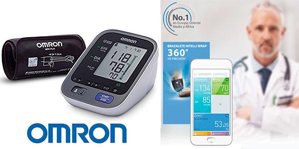 Chollo Tensiómetro de brazo Omron M7 Intelli IT con Bluetooth