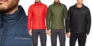 Chollo Cazadora Columbia Powder Lite Jacket para hombre por sólo 72,05€ con envío gratis (-28%)