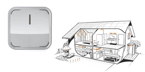 control inteligente Osram Smart para iluminación y aparatos electrónicos de iluminación oferta