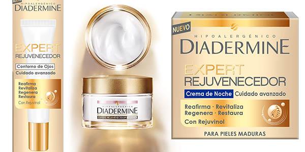 crema rejuvenecedora Diadermine Expert pack ahorro