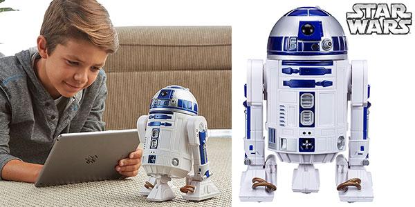Droide inteligente R2-D2 de Star Wars barato