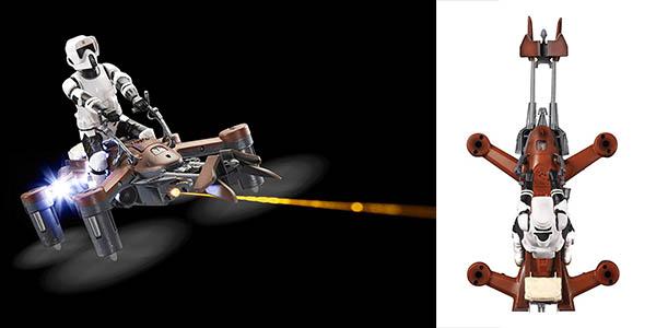 dron Star Wars soldado Tropa Asalto oferta