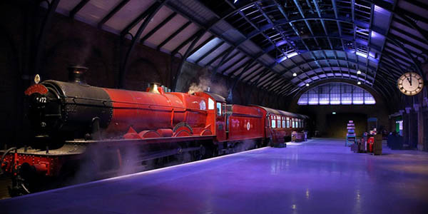 escapada a Londres Making of Harry Potter oferta