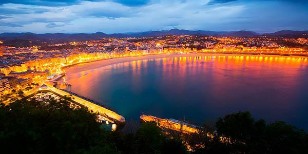 escapada a San Sebastián barata diciembre 2018