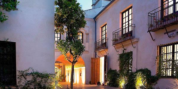 escapada spa a Córdoba Hotel de 5 estrellas chollo