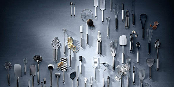 espátulas y utensilios de cocina de calidad WMF Profi Plus chollo