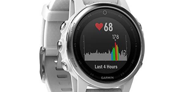 Reloj GPS Garmin Fēnix 5S en Amazon