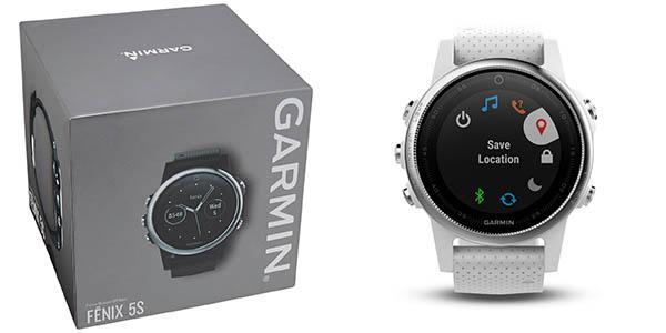 Reloj GPS Garmin Fēnix 5S al mejor precio