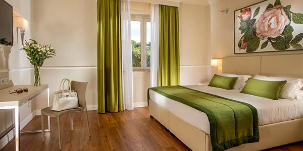 hotel Cristoforo Colombo buena ubicación en Roma