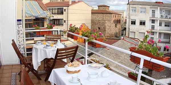 Hotel El Rincón de Wendy alojamiento Astorga relación calidad-precio genial