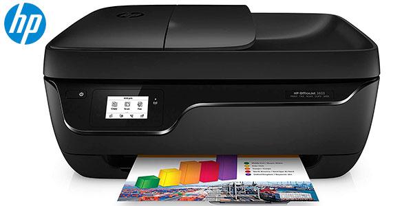 Impresora multifunción HP OfficeJet 3833 con Wi-Fi barata