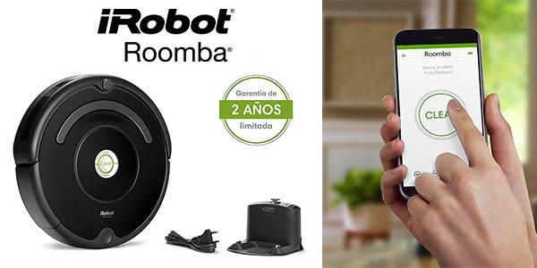 iRobot Roomba 671 aspirador barato