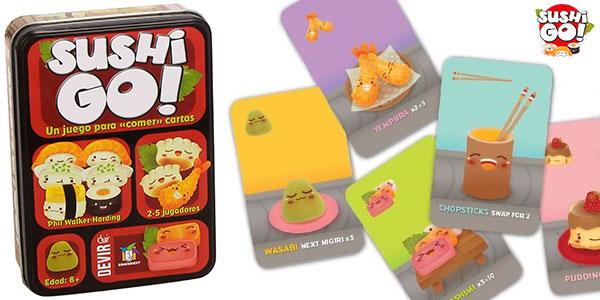 Chollo Juego de cartas Sushi Go!