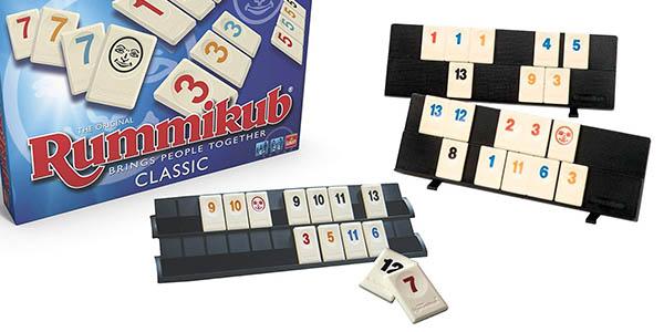juego de mesa Rummikub para todas las edades oferta