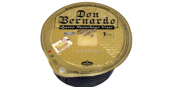 Lote San Jamón Segovia 10 sobres jamón serrano reserva x100gr + queso Manchego viejo San Bernardo 880gr chollazo en eBay