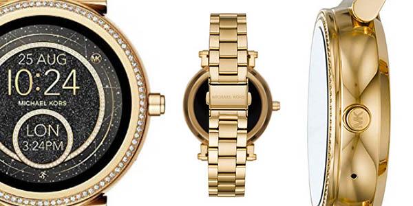 Michael Kors MKT5021 reloj de pulsera para mujer chollo