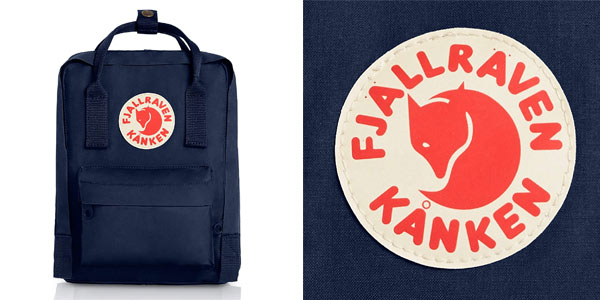 Mochila Fjallraven Kanken mini barata en Amazon