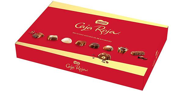 Nestlé Caja Roja Bombones de Chocolate de 800 gr barato