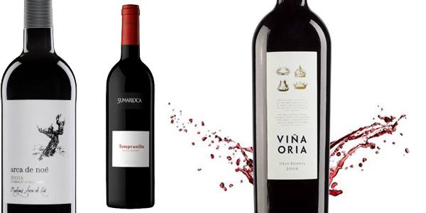 """Pack de 6 Vinos Tintos """" ¡Triunfa en Nochebuena! """" chollo en eBay"""