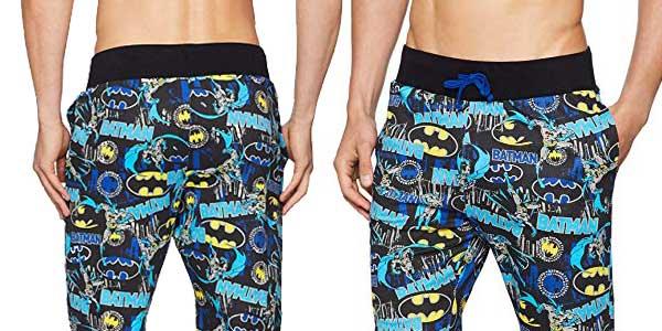 Pantalones de pijama New Look Star Wars o Batman chollo para hombre