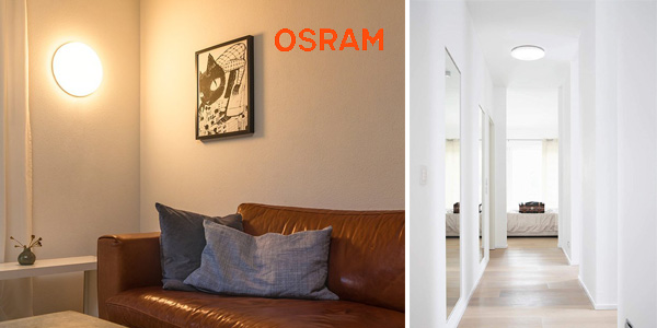 Plafón LED Inteligente Osram Smart+ Ceiling 33 Empotrable chollo en Amazon