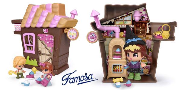 Pinypon Casa de Hansel y Gretel (Famosa 700014084) chollo en Amazon