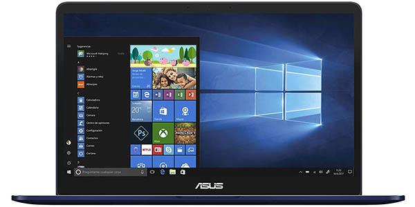 Portátil ASUS ZenBook Pro UX550GD-BN026T de 15,6'' Full HD
