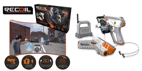 Recoil Pack Starter pistolas láser por GPS oferta