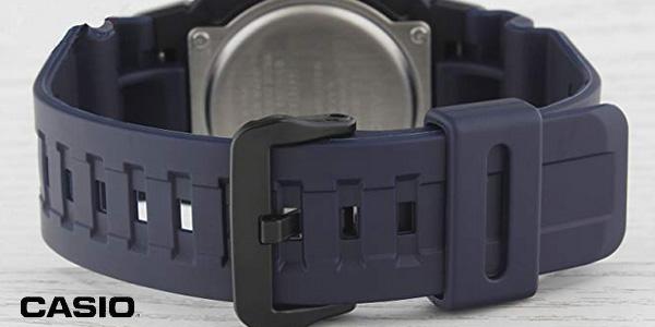 Reloj analógico digital Casio Collection AEQ-110W-2AVEF azul para hombre chollazo en Amazon