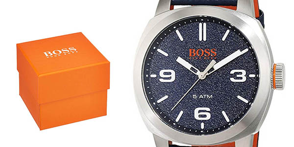 reloj de pulsera elegante Hugo Boss Orange 1513410 chollo
