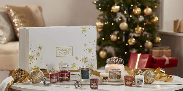 Set Navidad 11 piezas Yankee Candle chollazo en Amazon