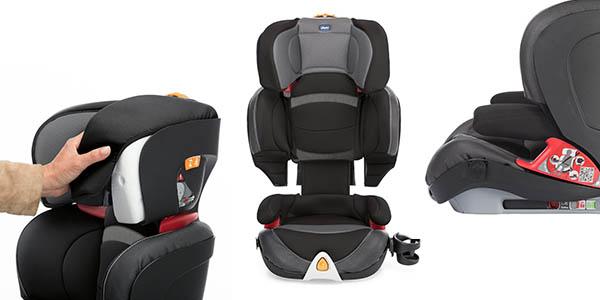 sillita de coche Chicco Oasys 2/3 EVO Fixplus oferta
