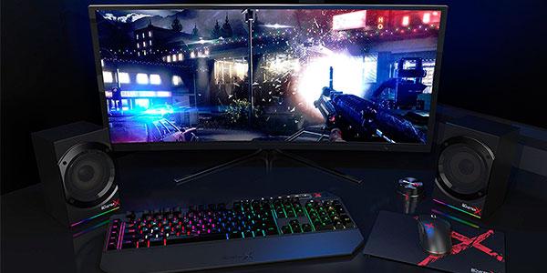 Sistema de altavoces 2.1 Creative Sound BlasterX Kratos S5 barato
