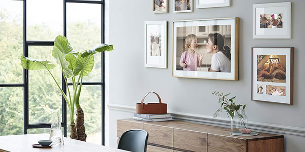 Smart TV Samsung The Frame 2018 4K HDR UHD chollazo en Amazon